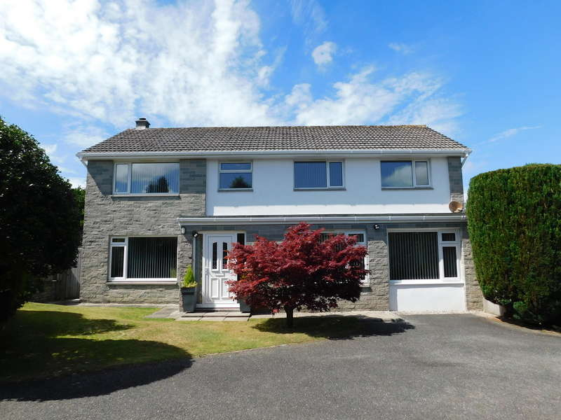 4 Bedrooms Detached House for sale in Clinton Drive, St. Austell