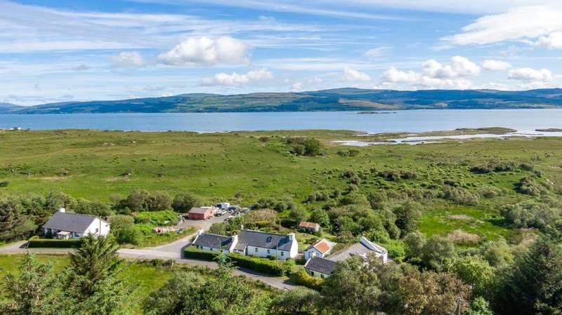 House for sale in Creag-A-Croman, Salen, Aros, Isle of Mull, Argyll and Bute, PA72