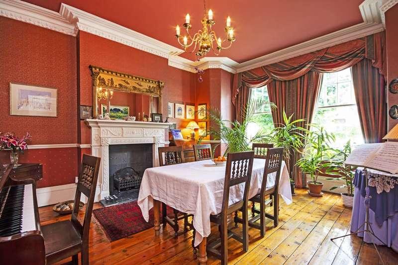 5 Bedrooms House for sale in Forburg Road, Stoke Newington, N16