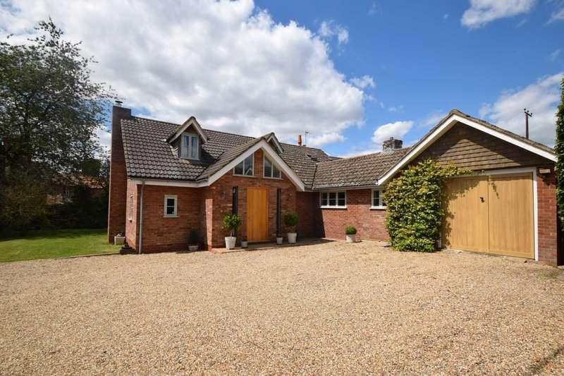 5 Bedrooms Detached House for sale in Tythe Croft, Cuxham