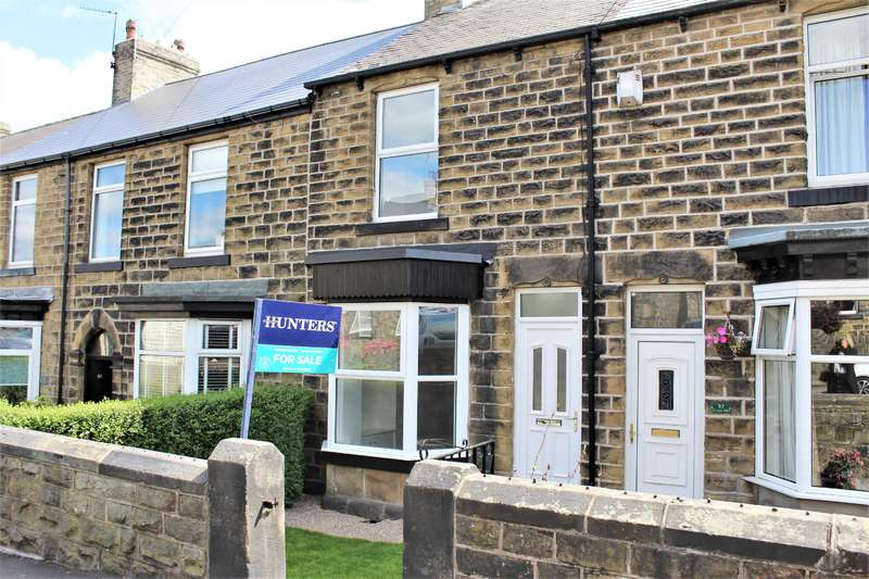 3 Bedrooms Terraced House for sale in Cross Hill, Ecclesfield, Sheffield, S35 9WR