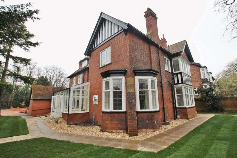 2 Bedrooms Property for sale in THE LODGE, ABBEY ROAD, GRIMSBY