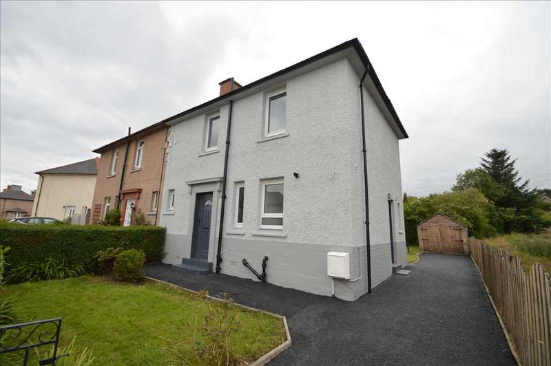 3 Bedrooms Semi Detached House for sale in Morris Crescent, Blantyre