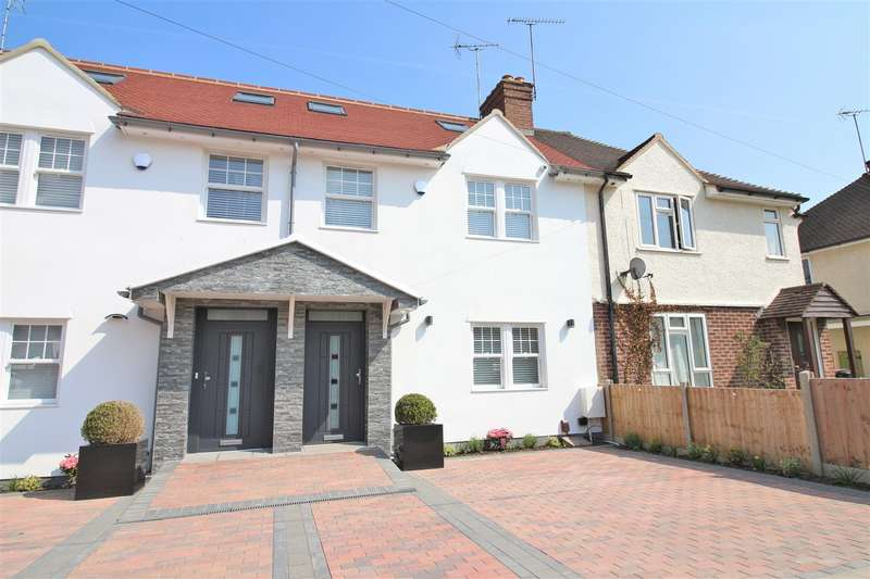 4 Bedrooms Terraced House for sale in Cragg Avenue, Radlett