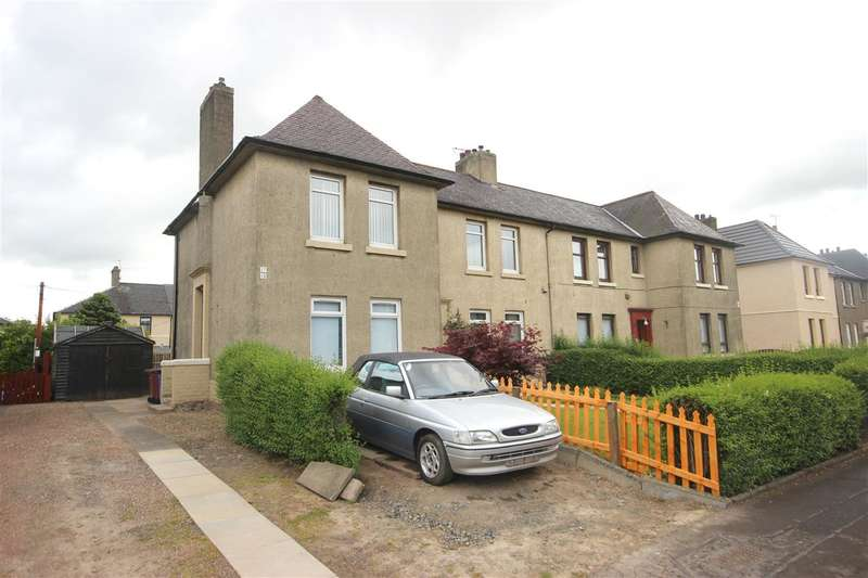 2 Bedrooms Flat for sale in South Marshall Street, Grangemouth