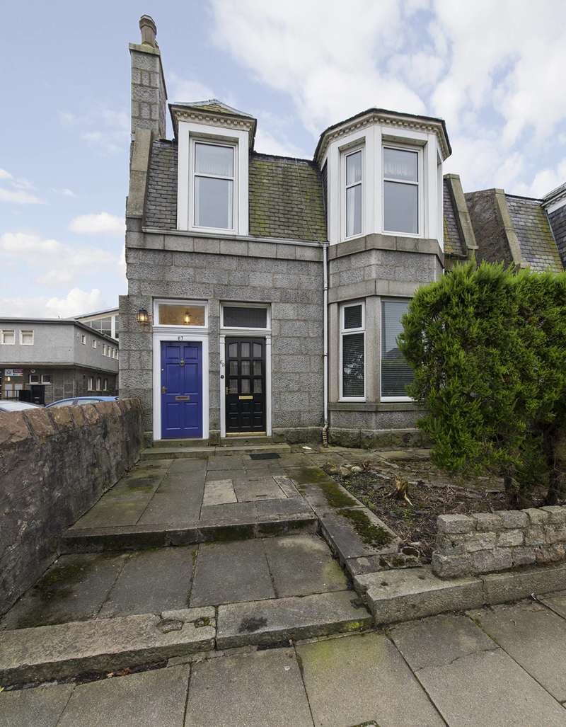 2 Bedrooms Flat for sale in University Road, Old Aberdeen, AB24 3DR