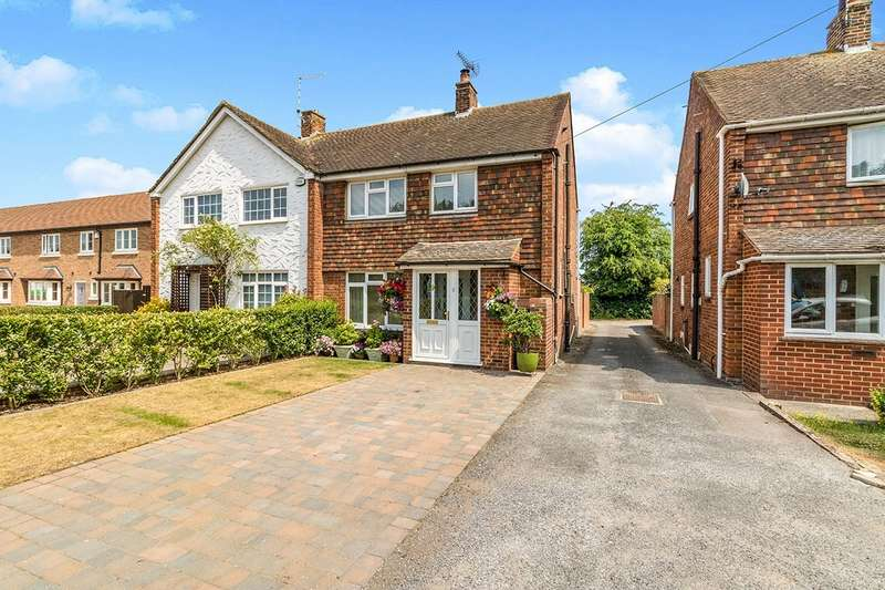 3 Bedrooms Semi Detached House for sale in Lower Rainham Road, Rainham, Gillingham, Kent, ME8