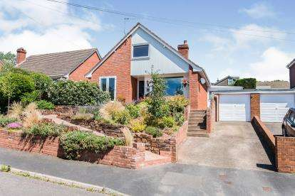 4 Bedrooms Detached House for sale in Crediton, Devon
