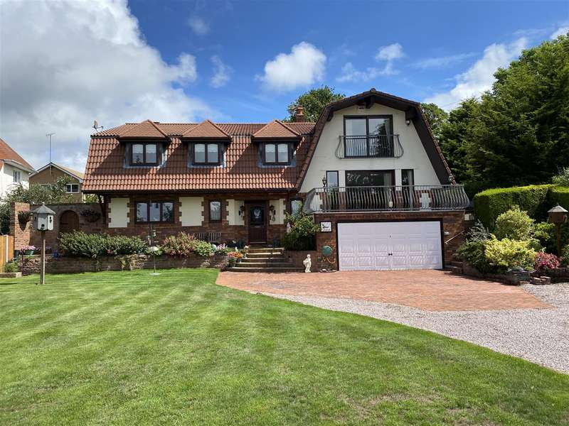 5 Bedrooms Detached House for sale in Lillyfield, Gayton