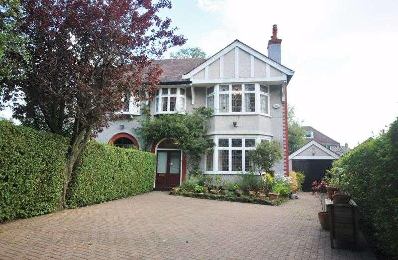 4 Bedrooms Property for sale in Menlove Avenue, Calderstones, Liverpool, L18