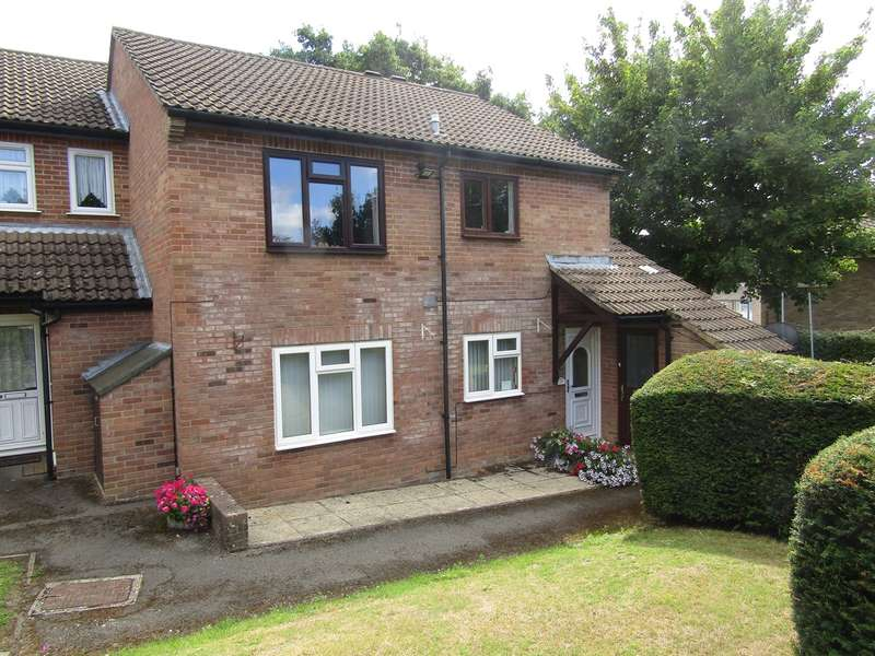 2 Bedrooms Maisonette Flat for sale in Mount Pleasant, Tadley, RG26