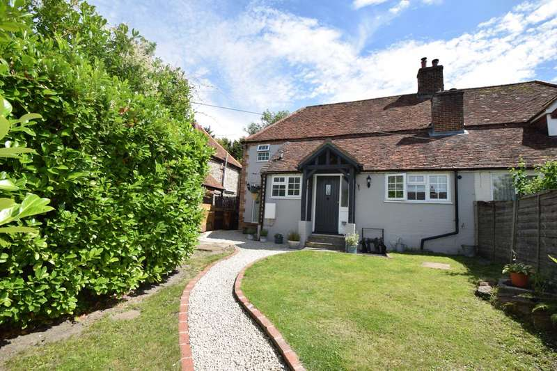 2 Bedrooms Cottage House for sale in High Street, Lewknor