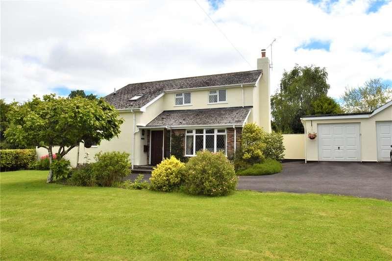 4 Bedrooms Detached House for sale in Huntsham, Tiverton, Devon, EX16