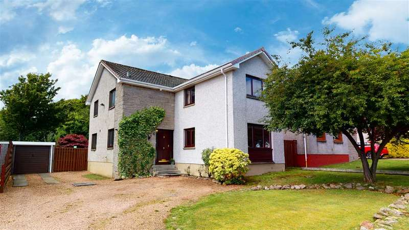 4 Bedrooms Detached Villa House for sale in Inchview Gardens, Dalgety Bay