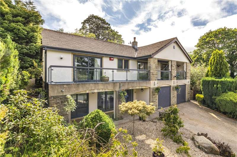 5 Bedrooms Detached House for sale in Constable Road, Ben Rhydding, Ilkley, West Yorkshire