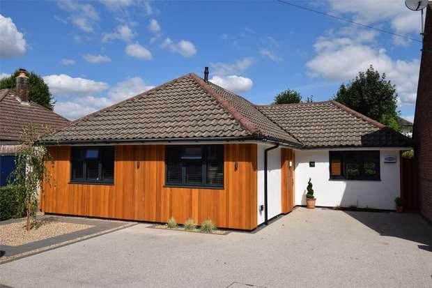 2 Bedrooms Detached Bungalow for sale in Camden Road, Sevenoaks