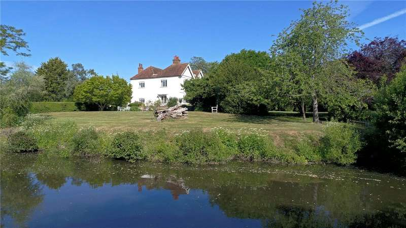 6 Bedrooms Detached House for sale in Downside Bridge Road, Cobham, Surrey, KT11