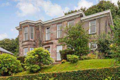 4 Bedrooms Flat for sale in Barrhill Road, Gourock