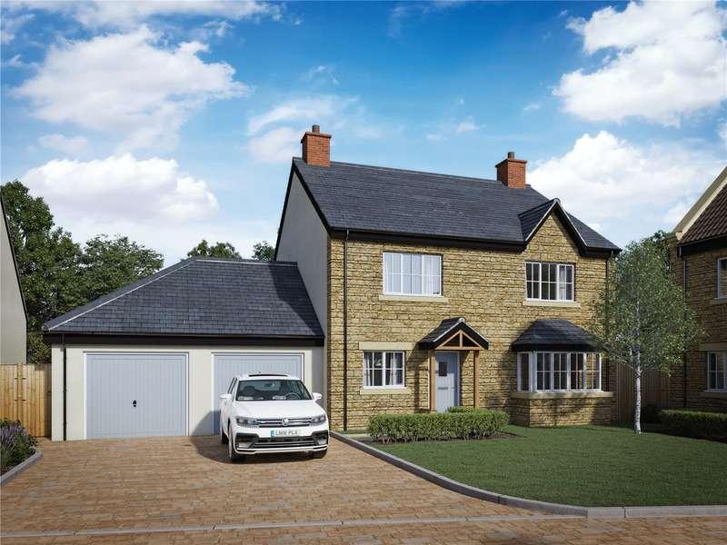4 Bedrooms Detached House for sale in Moor Lane, Hardington Moor, Yeovil, Somerset, BA22