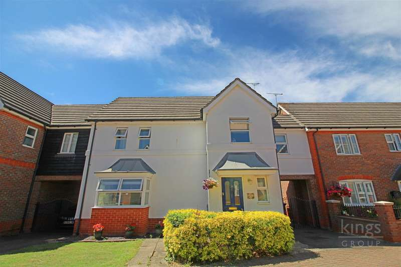 3 Bedrooms House for sale in Whieldon Grange, Church Langley