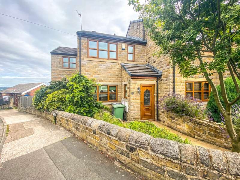 3 Bedrooms House for sale in Kirkgate, Hanging Heaton, Batley, West Yorkshire, WF17