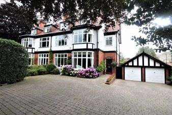 7 Bedrooms Semi Detached House for sale in Chester Road, Warrington, Cheshire