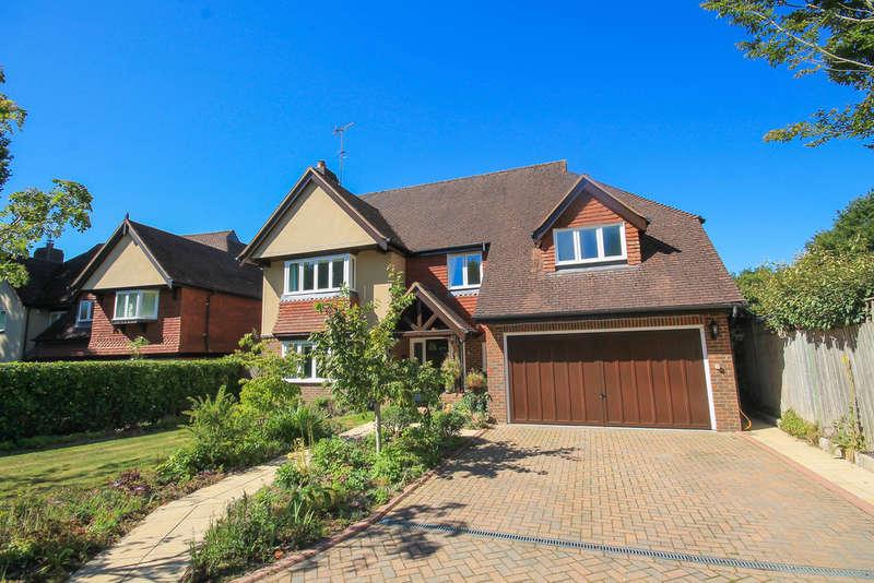 7 Bedrooms Detached House for sale in Leybourne Place, Felbridge