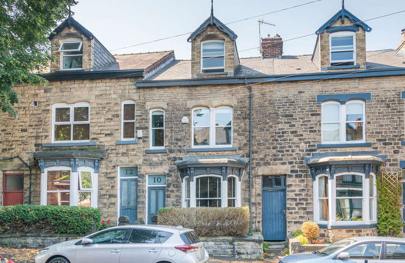 4 Bedrooms Terraced House for sale in Briar Road, Nether Edge