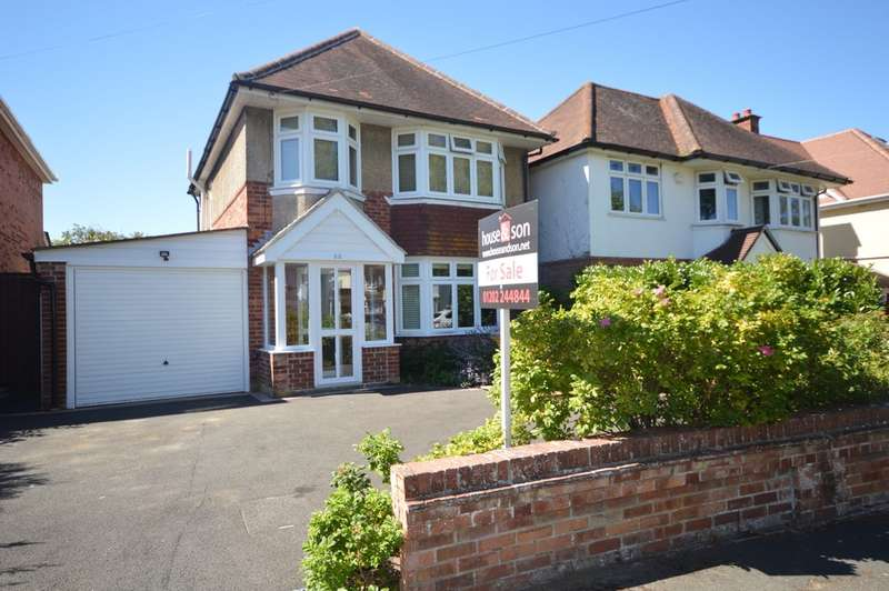 3 Bedrooms Detached House for sale in Northbourne Avenue, Bournemouth