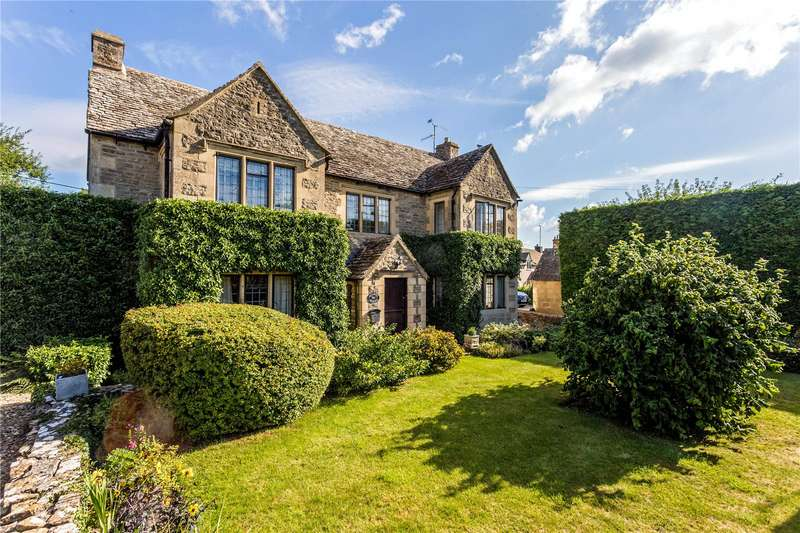 4 Bedrooms Detached House for sale in Nursery View, Siddington, Cirencester, GL7