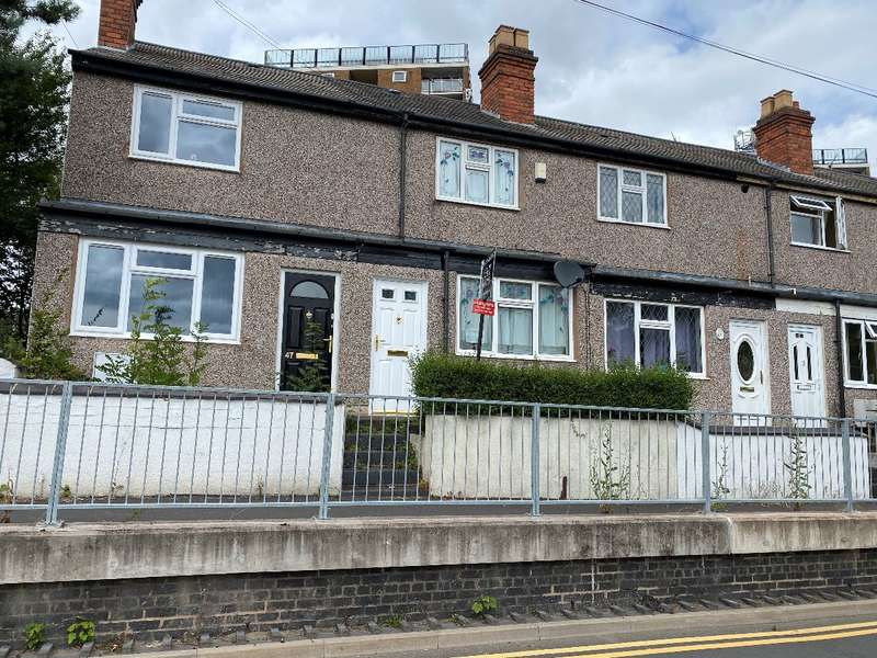 2 Bedrooms Terraced House for rent in The Promenade, Brierley Hill