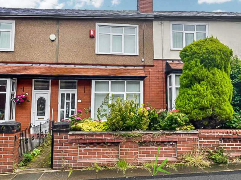 2 Bedrooms Terraced House for sale in Strattford Avenue, Bolton