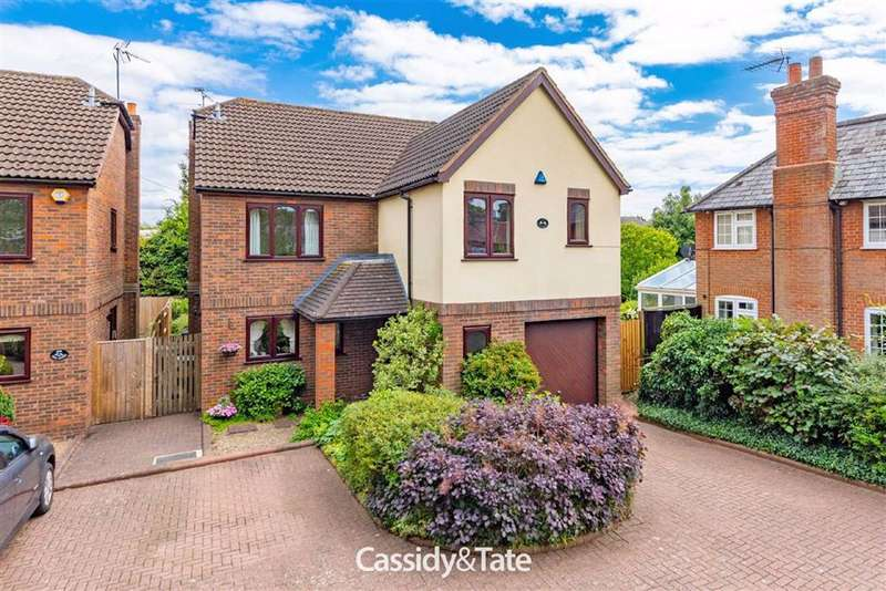 4 Bedrooms Property for sale in Watford Road, St. Albans, Hertfordshire - AL1 2AE