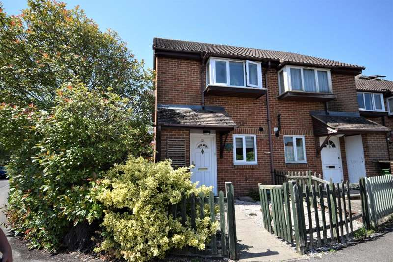 2 Bedrooms End Of Terrace House for sale in South View, Basingstoke, RG21