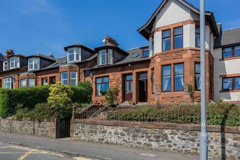 3 Bedrooms Terraced House for sale in Irvine Road, Kilmarnock, East Ayrshire, KA1 2JP