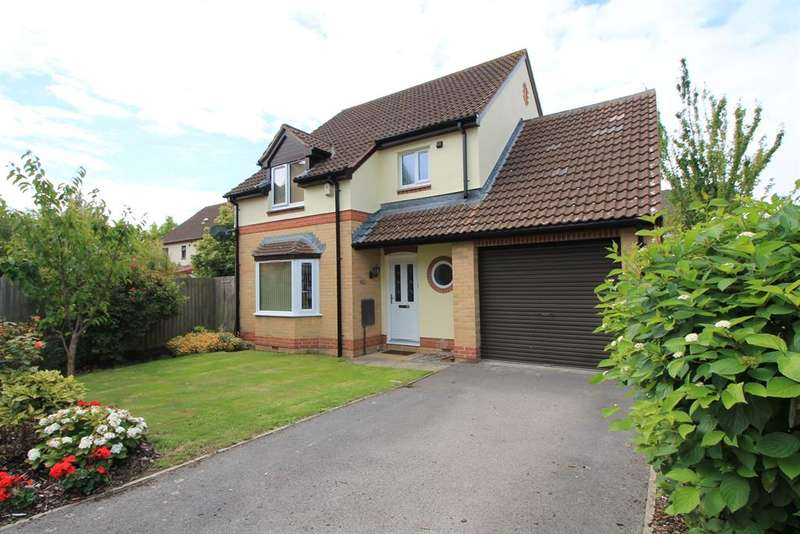 3 Bedrooms Detached House for sale in Hawthorn Crescent, Yatton, Bristol, BS49 4RG