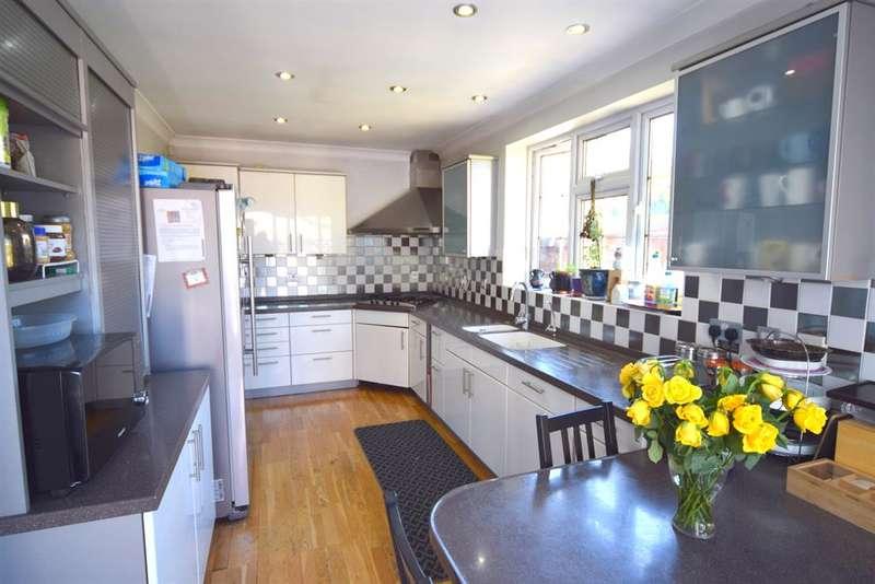 5 Bedrooms Semi Detached House for sale in West Barnes Lane, KT3