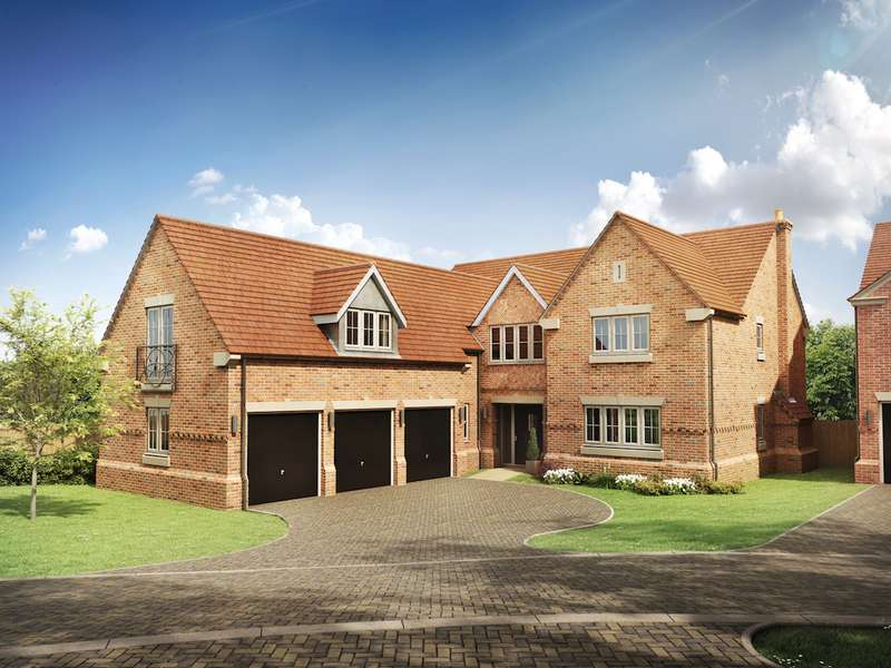 5 Bedrooms Property for sale in Richmond House, Hackmans Gate Lane