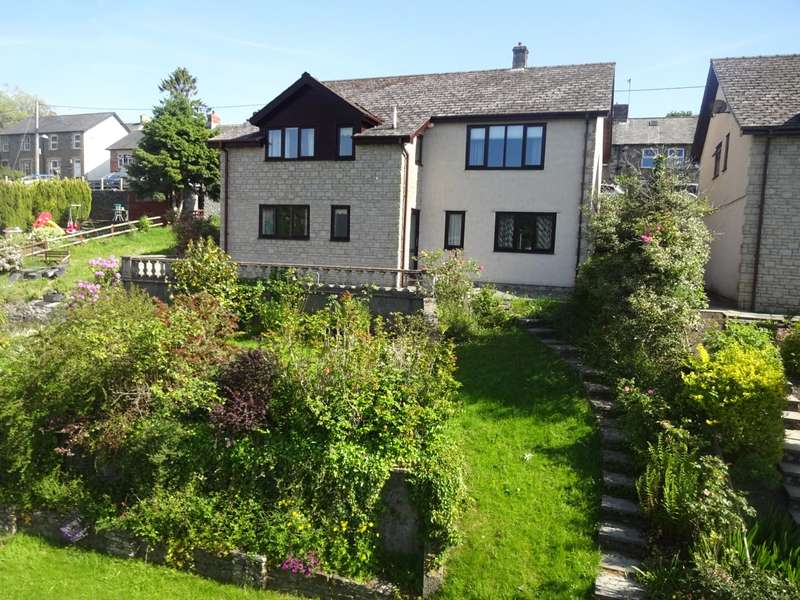 4 Bedrooms Detached House for sale in 1 The Orchards, Oaklands, Builth Wells, Powys, LD2 3ER
