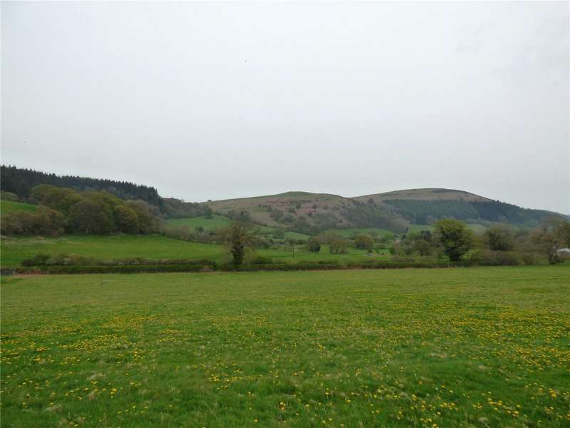 Land Commercial for sale in Land At Cascob, Nr Presteigne, Powys, LD8 2NT