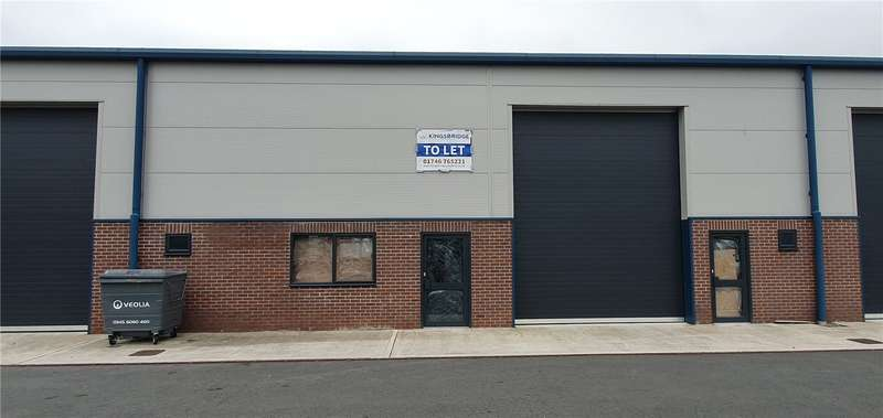 Business Park Commercial for rent in Ludlow Business Park, Ludlow, Shropshire, SY8 1XY