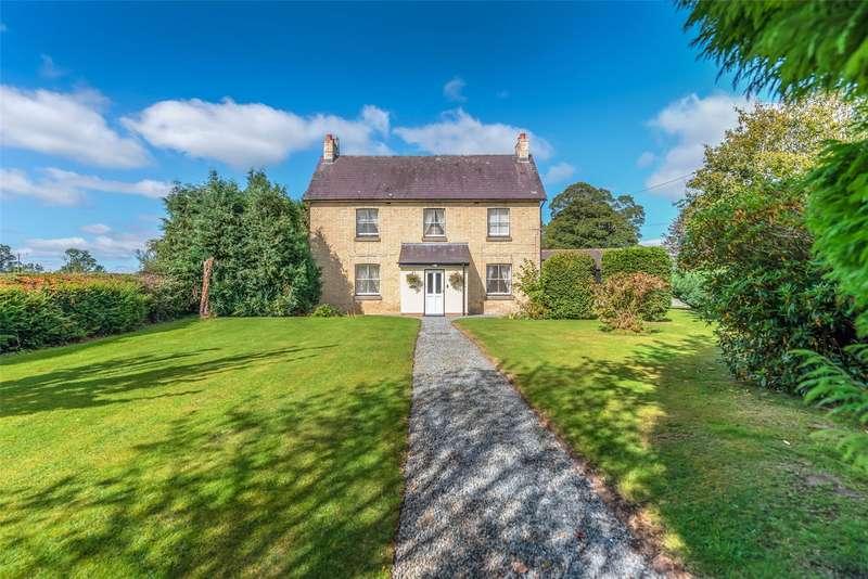 5 Bedrooms Farm Commercial for sale in Penybont, Llandrindod Wells, Powys, LD1 5TU