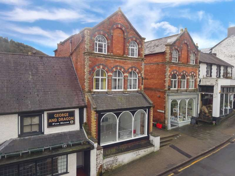 Office Commercial for rent in 3 Broad Street, Knighton, Powys, LD7 1BL