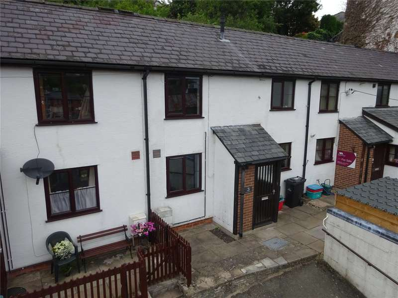 1 Bedroom Terraced House for sale in 3 George Road, Knighton, Powys, LD7 1HF