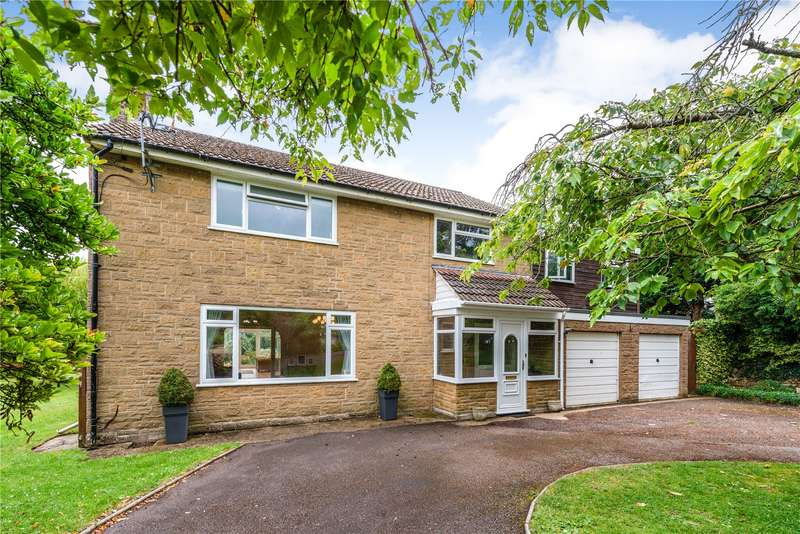 4 Bedrooms Detached House for sale in Broughtons Drive, Misterton, Crewkerne, Somerset, TA18