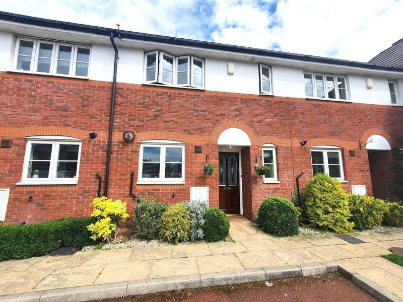 3 Bedrooms House for sale in Spires Gardens, Winwick, Warrington, Cheshire, WA2
