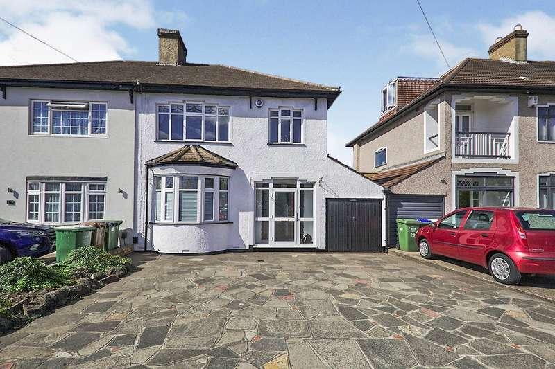 3 Bedrooms Semi Detached House for sale in Brampton Road, Bexleyheath, DA7