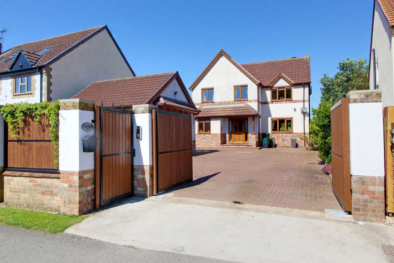 3 Bedrooms Detached House for sale in Wistow Road, Selby