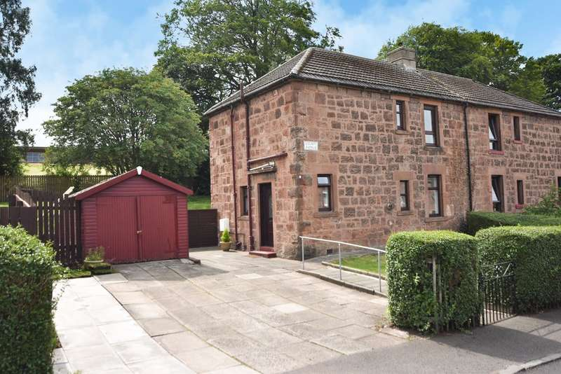 3 Bedrooms Semi Detached House for sale in County Avenue, Cambuslang