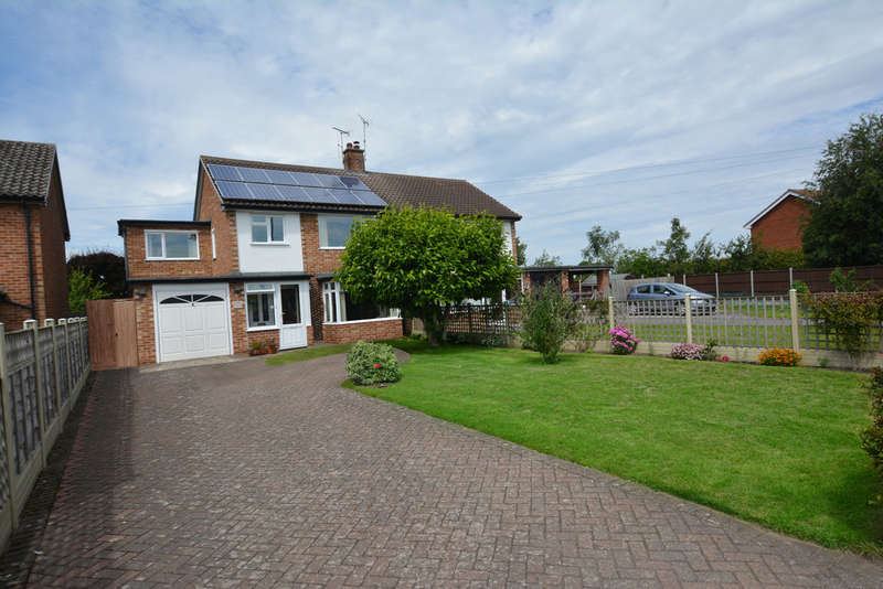 4 Bedrooms Semi Detached House for sale in The Ropewalk, Southwell